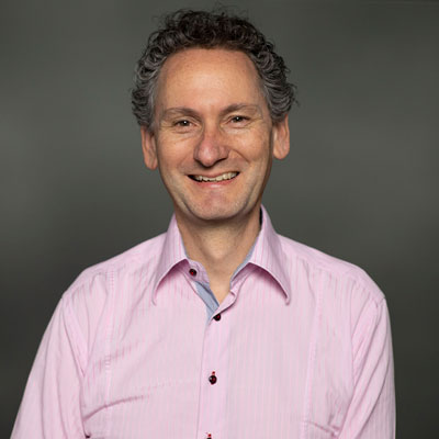 Trevor Saunders, Course Development Co-ordinator