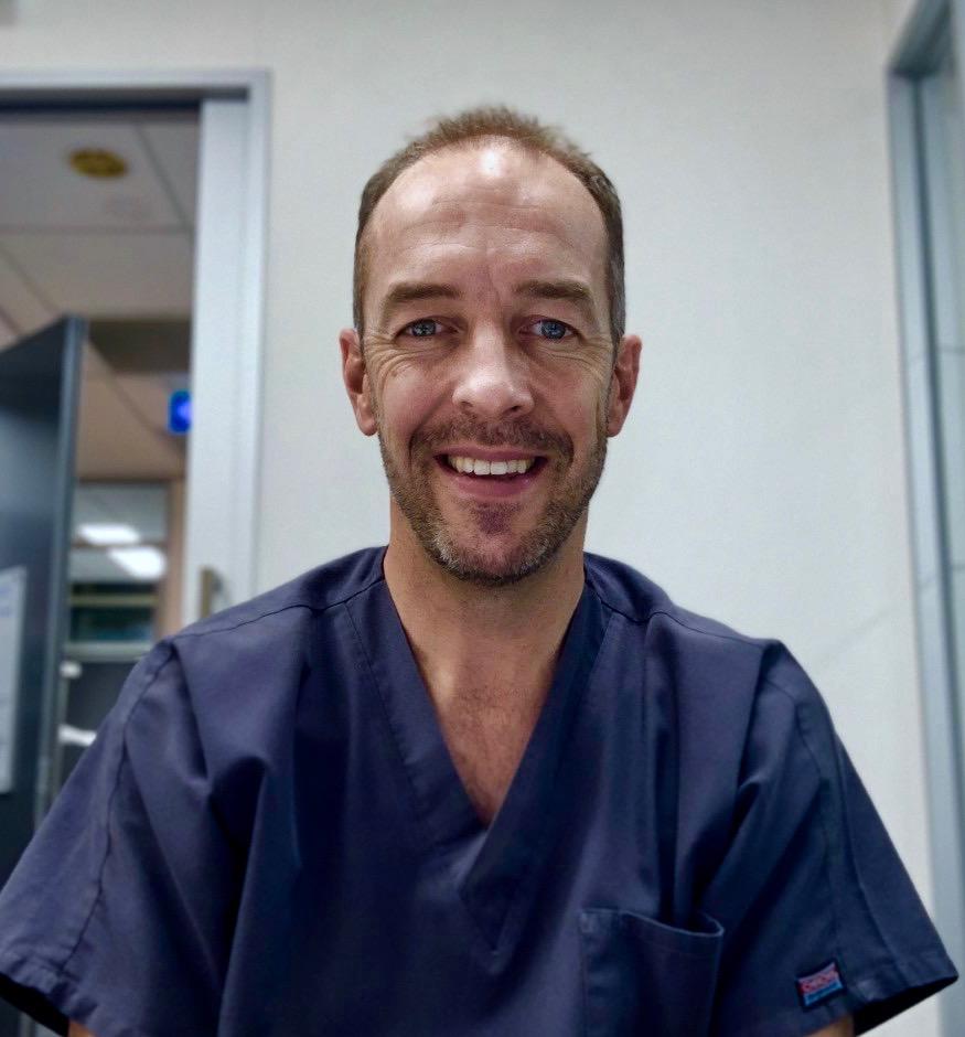 Dr Nigel Souter
