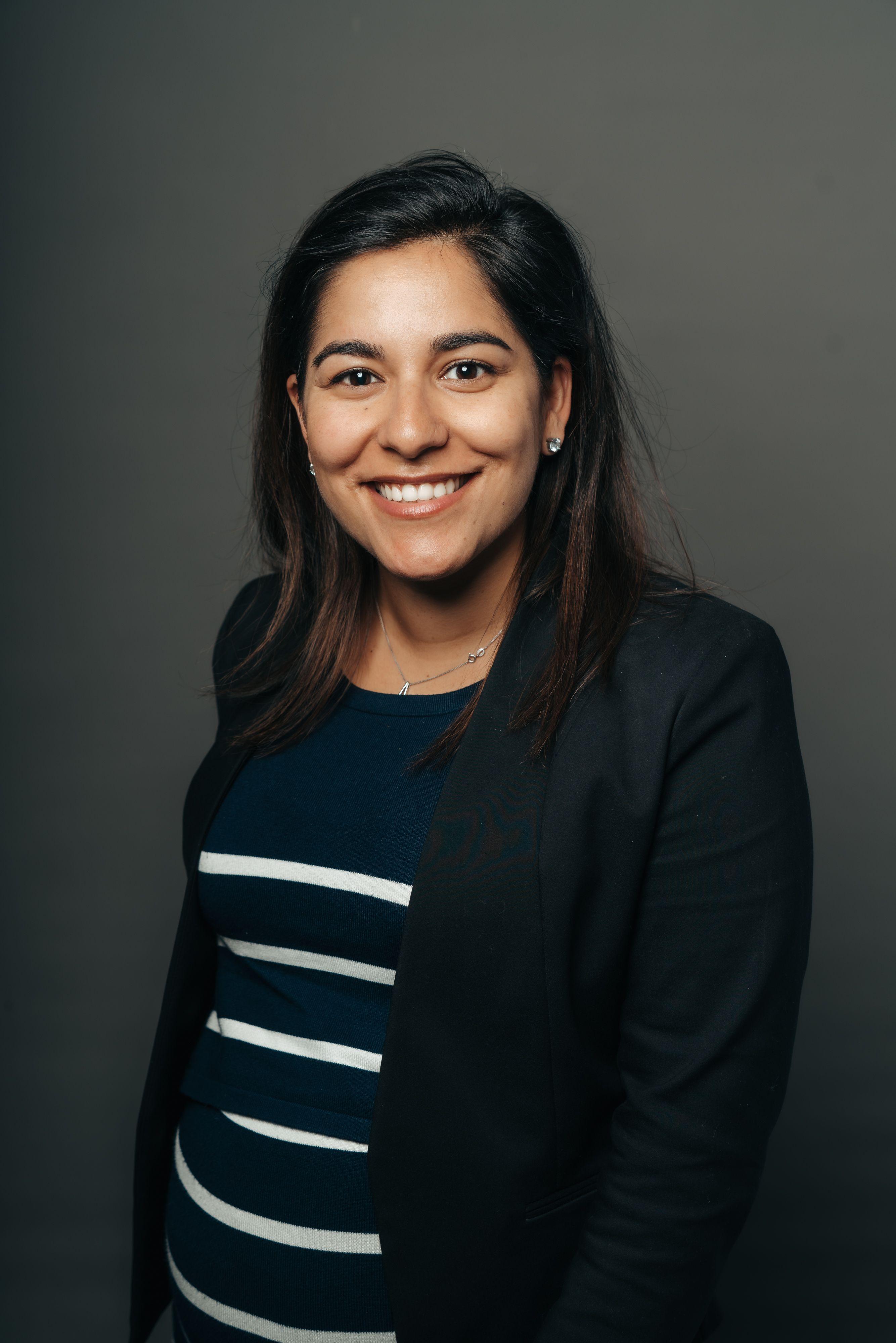 Dr Shreya Tocaciu