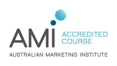 Australian Marketing Institute Accredited Course logo