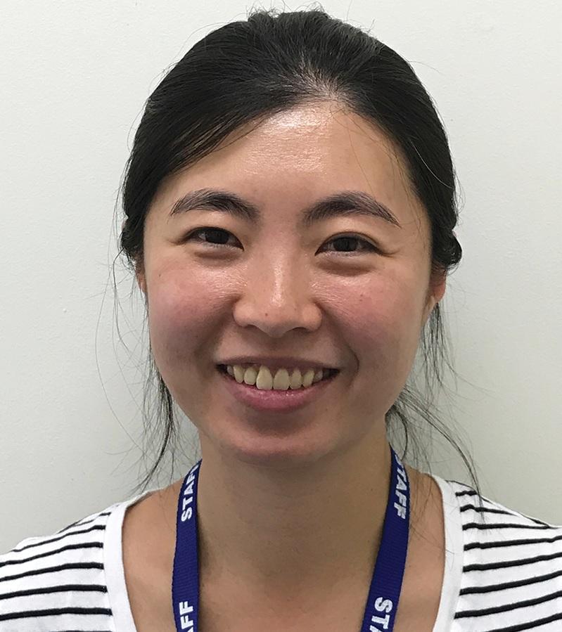 Dr Vivian Liu