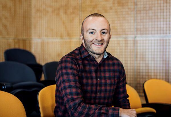 Master of Teaching Primary student Ian Scott
